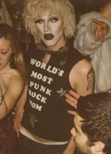 aaron coady - Sharon Needles