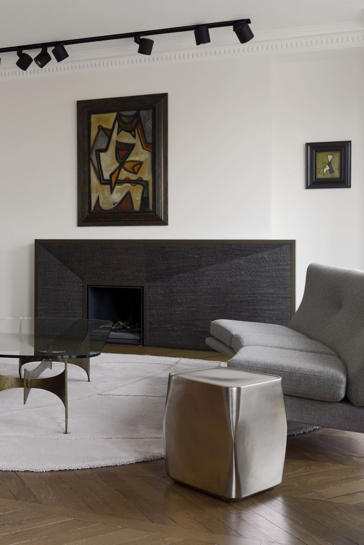 Appartement Paris by Tristan Auer