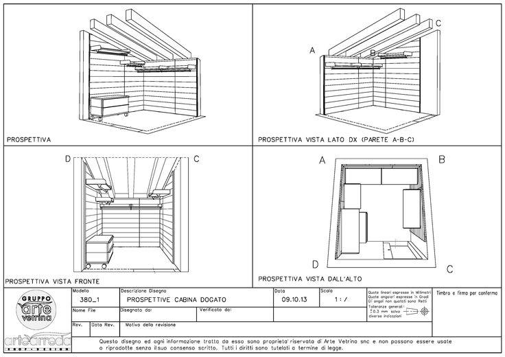 progetto cabina armadio - Cerca con Google