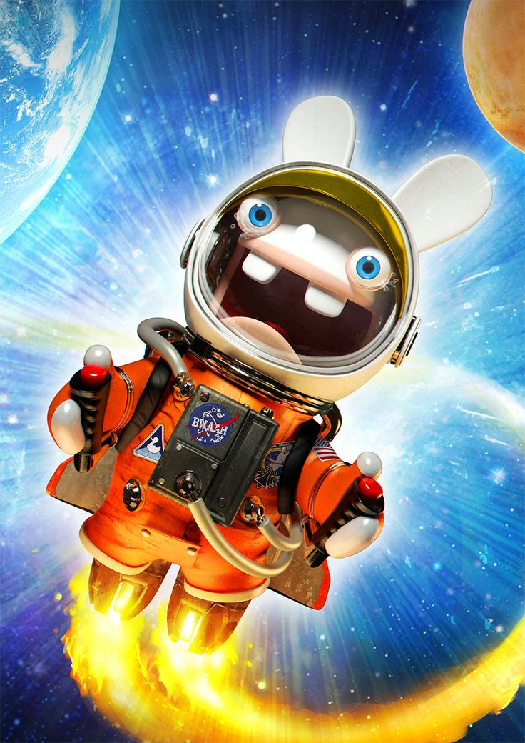 Rabbids Big Bang is now available! BWAAAH Raving Rabbids