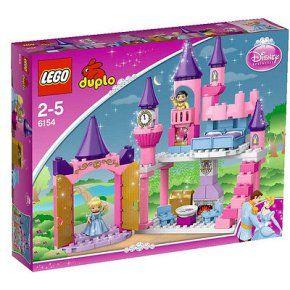 LEGO DUPLO DISNEY PRINCESS - LE CHÂTEAU DE CENDRILLON - 6154   DUPLO DISNEY PRIN à 96,00 € chez eBay #lego #duplo #jouet
