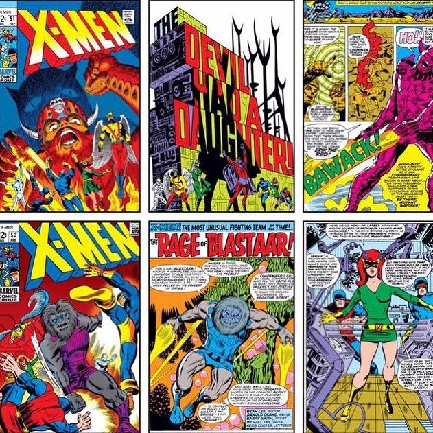 X Men 50 2nd Polaris 51 1st Erik The Red 1968 By Jim Steranko 53 1969 By Barry Smith Are Interesting Issu Jim Steranko Erik The Red Classic Movie Posters