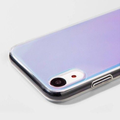 wholesale dealer e2f77 92d43 heyday Apple iPhone XR Case - Holographic in 2019 | Iphone cases ...