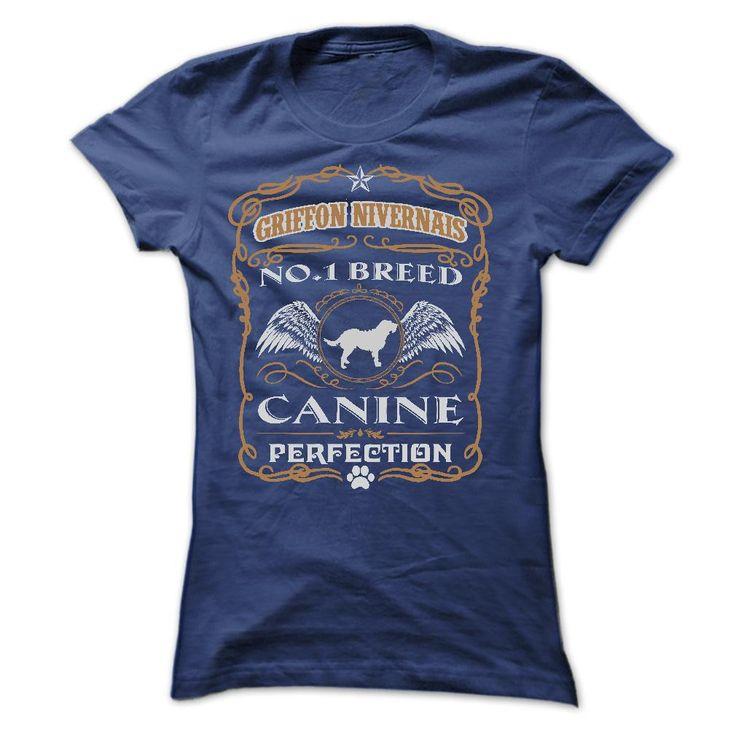GRIFFON NIVERNAIS NO 1 BREED CANINE PERFECTION T-Shirts, Hoodies. GET IT ==► https://www.sunfrog.com/Pets/GRIFFON-NIVERNAIS-NO-1-BREED-CANINE-PERFECTION-T-SHIRTS-Ladies.html?id=41382