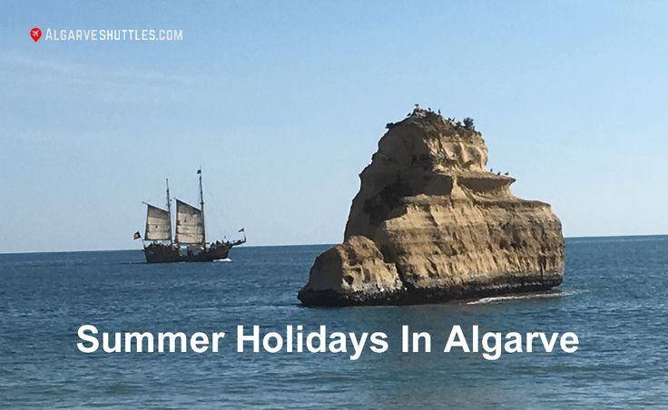 The Algarve is well-known for its breathtaking beaches and renowned golf courses.