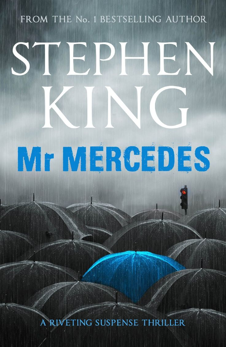 Stephen king fans will devour with horrified delight mr mercedes june hodder about a detective s quest to find the culprit of his only unsolved crime