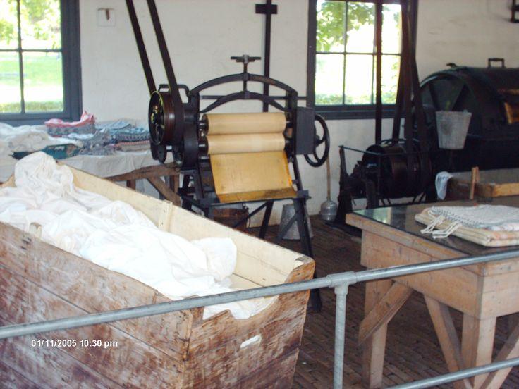 Zuiderzeemuseum Enkhuizen   Oude wasserij 20 eeuw