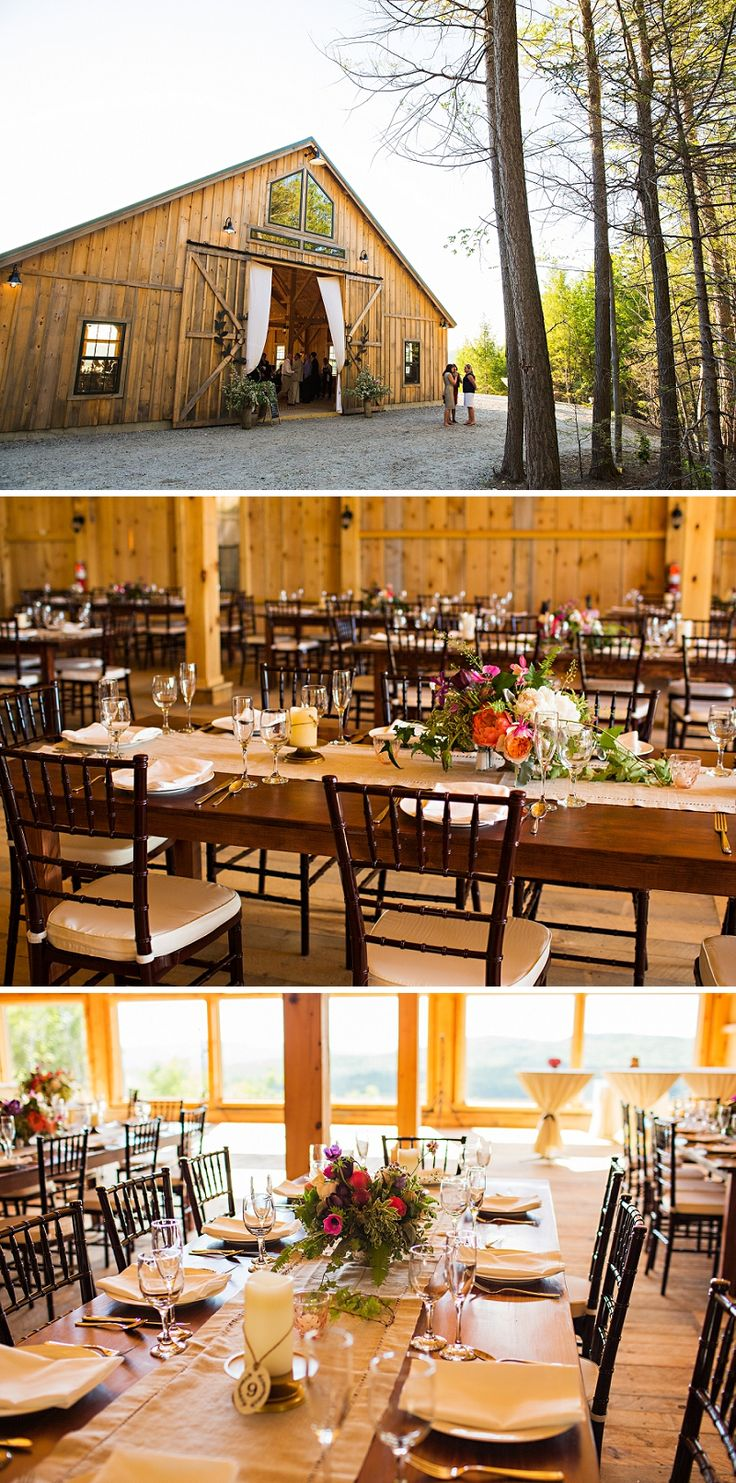 Betsy And Andrew Brought A Taste Of New Orleans To Maine For The Western Wedding At Granite Ridge Estate Barn