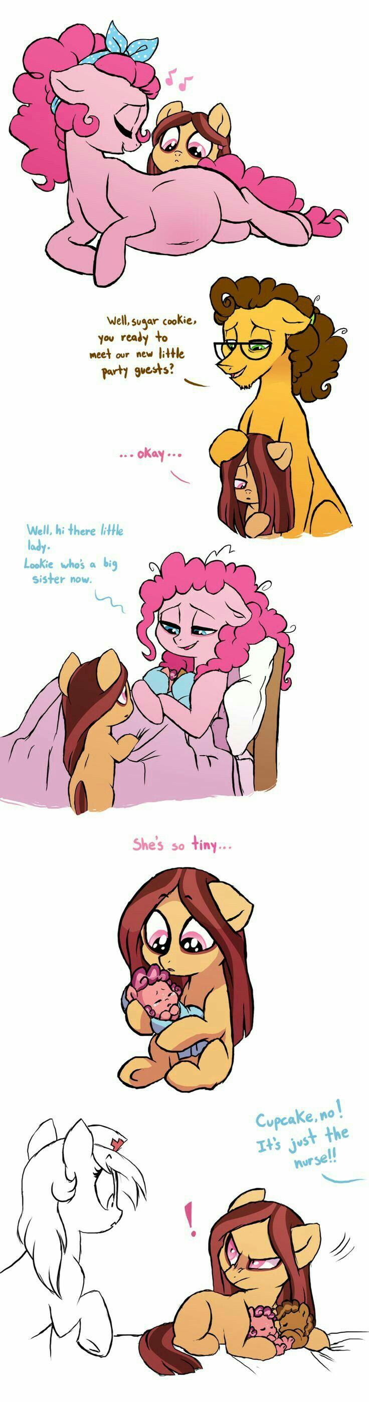 That is actually adorable and I'm not in the mlp fandom