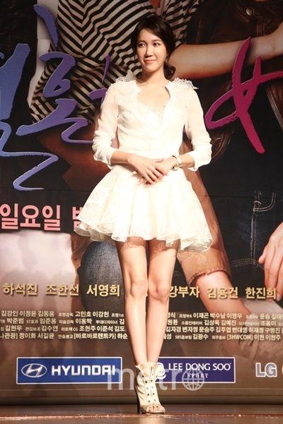 [포토] 이지아 '순백의 여신 포스'