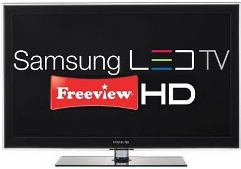 40 inch Samsung ue40c5800 50Hz LED 1080P Full HD TV Freeview HD USB Television