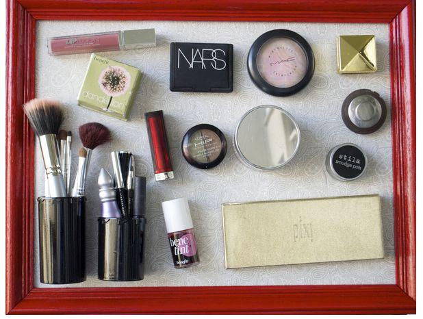 make -up tricks.