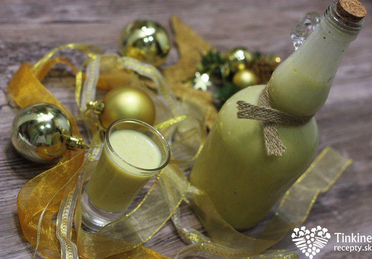 Domáci vaječný likér - Powered by @ultimaterecipe