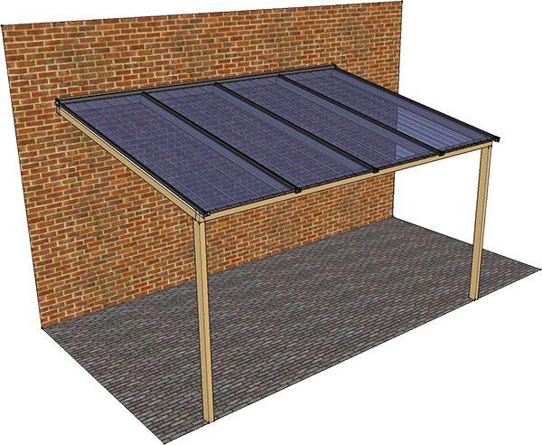 Zelf uw terrasoverkapping maken