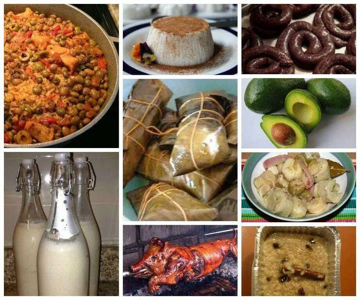 26 best puerto rican food classic cookbooks images on pinterest men tradicional navideo en puerto rico forumfinder Choice Image