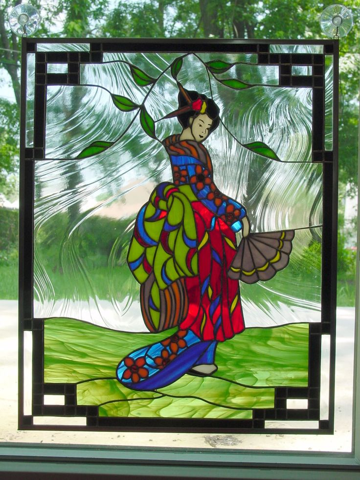 Decorative Panels / kim's geisha.jpg