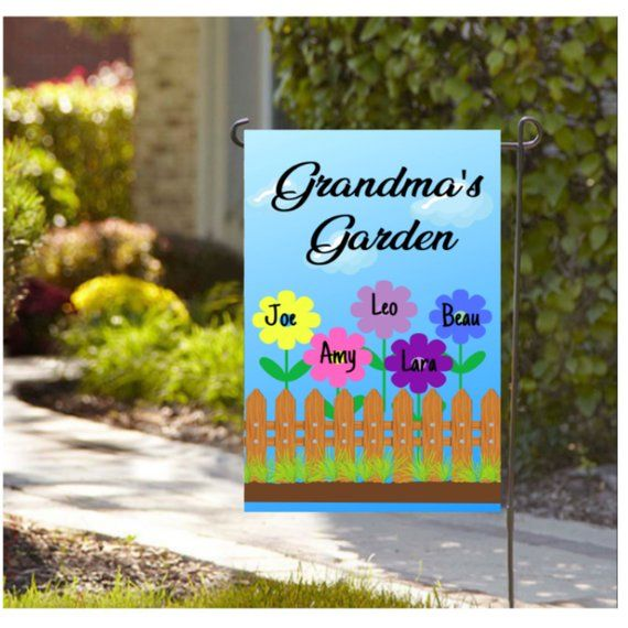 This Item Is Unavailable Garden Signs Garden Flag Stand Vinyl Banners