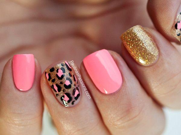 37 Stunning And Colorful Nail Art