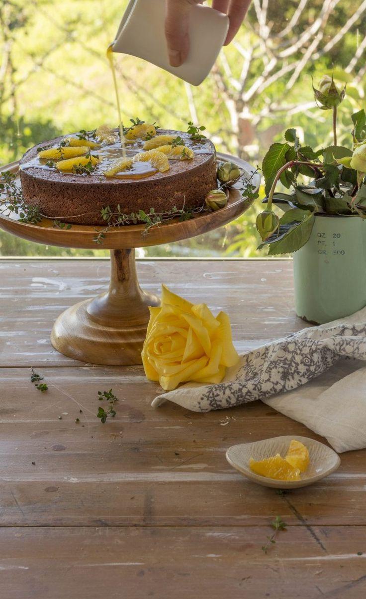 Whole Orange Almond & Vanilla Cake – Arwen's Thermo Pics