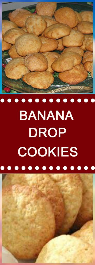 """Welcome again to """"Yummy Mommies"""" the home of meal receipts & list of dishes, Today i will guide you how to make """"BANANA DROP COOKIES"""". I made this Delicious recipe a few days ago, and"""