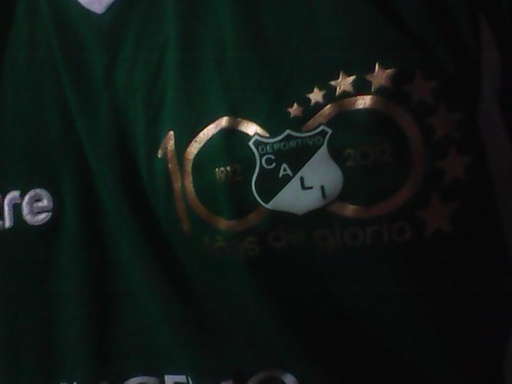 100 años del glorioso #DeportivoCali @asodeporcali