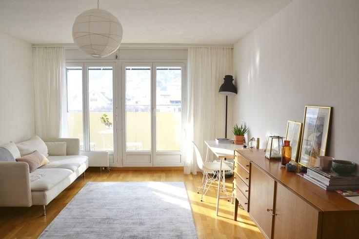 Wunderschöne 1.5 Zimmer Wohnung in Luzern zu vermieten.
