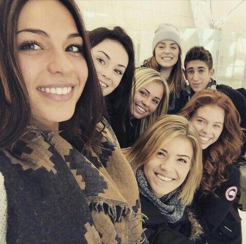 Season 3 - Stephanie, Amanda, Riley, Michelle, Giselle, Chloe and  Noah