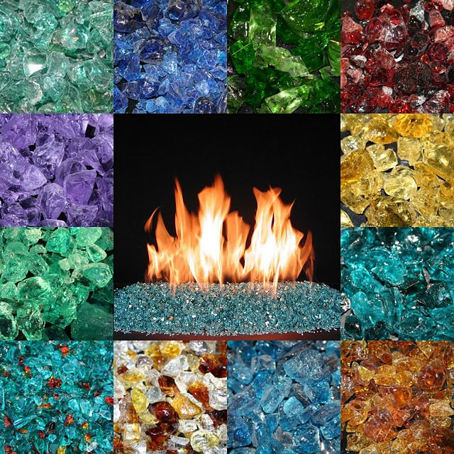 25 best ideas about Fire Glass on Pinterest