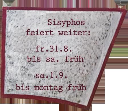 Sisyphos - Berlin