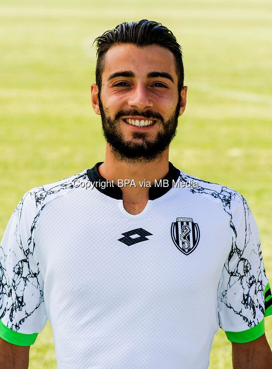 Italian League Serie B_2015-2016 / <br /> ( A.C. Cesena ) -  <br /> Luca Garritano