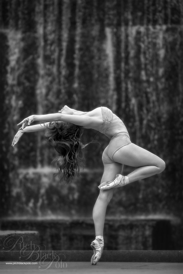 Falling Water - Brittany Cavaco of the Washington Ballet