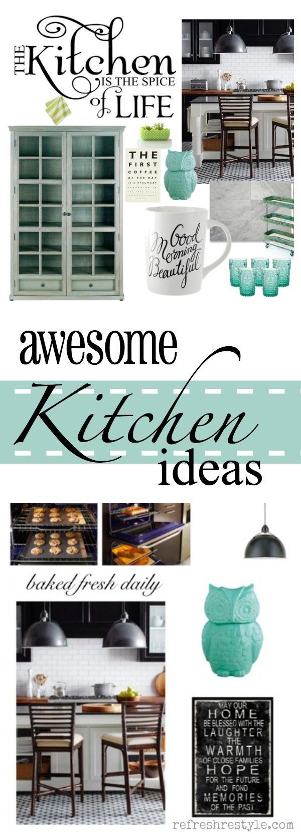 284 best Kitchen images on Pinterest | Kitchen ideas, Wall flowers ...