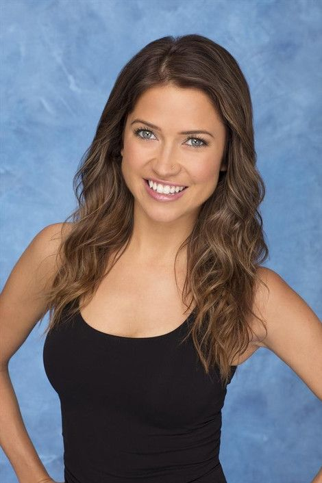 "ABC Bachelorette Kaitlyn Bristowe ""The Talk"" - Bella Petite"