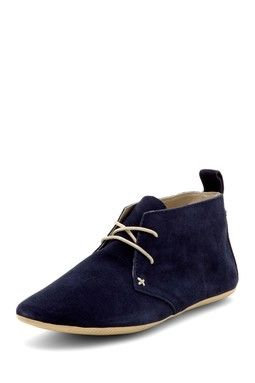 Apachean Leather Moccasin