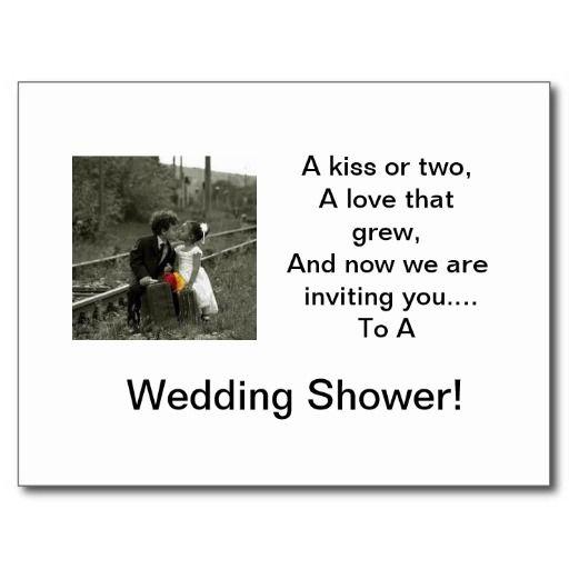 African American Wedding Bridal Shower Invitations Postcards