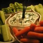 Spicy Sour Cream Chive Dip