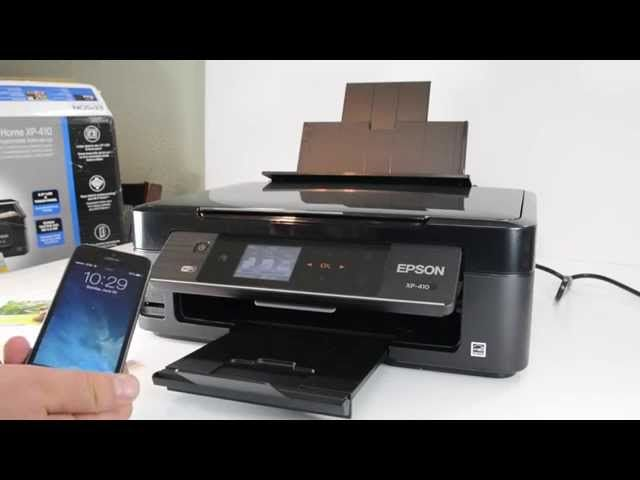 Print Effortlessly With #Wireless #Printer