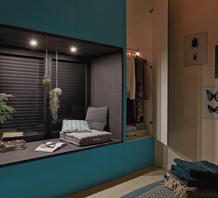 les 9 meilleures images du tableau aménager une chambre dans le ... - Amenager Une Chambre Dans Un Garage