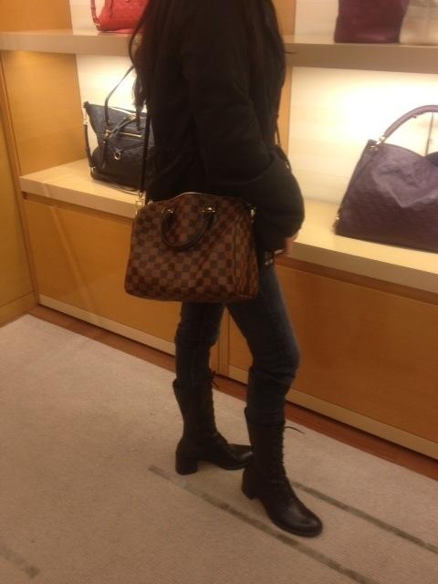 25 30 Www Bing Comhella O: Louis Vuitton Damier Ebene Speedy B 25