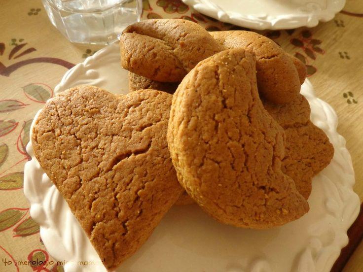 Πάσχα στην κουζίνα: Νηστίσιμα μπισκότα κανέλας