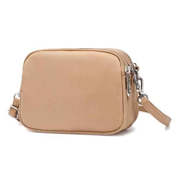 613889d05586 Women Nylon Mini Waterproof Outdoor Crossbody Bag in 2019   Products ...