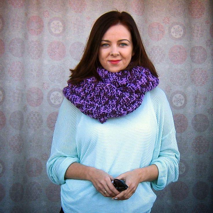 New scarf by #KLMN