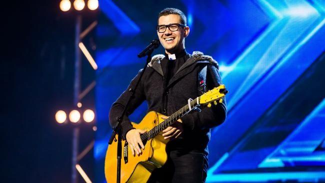 X Factor Australia: Bendigo singing priest Father Rob Galea set to be fan favourite | HeraldSun