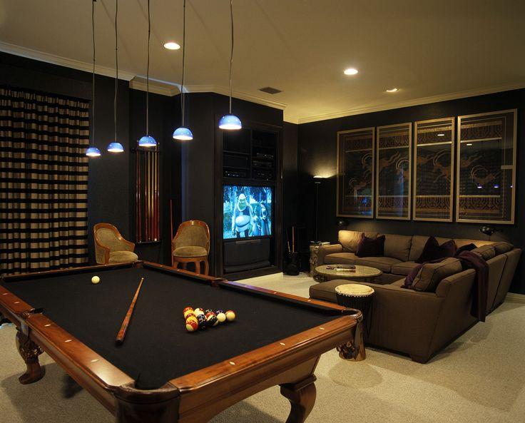 backyard shed man cave mancaves cavemanideas pool table on smart man cave basement ideas id=62554