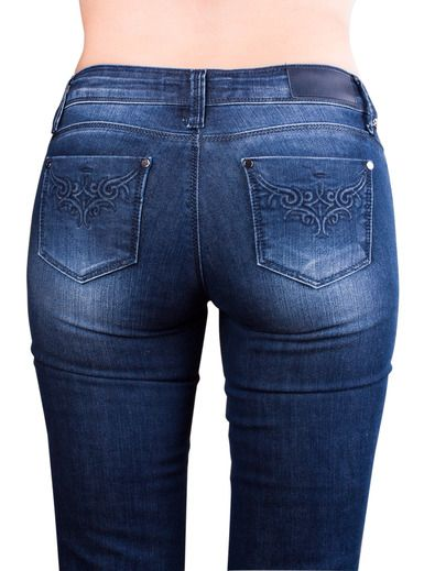 How to choose the best jeans for your bodyshape over 50 | Fabafterfifty.co.uk