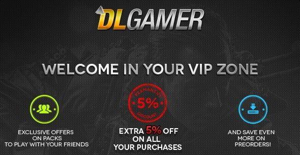DL Gamer
