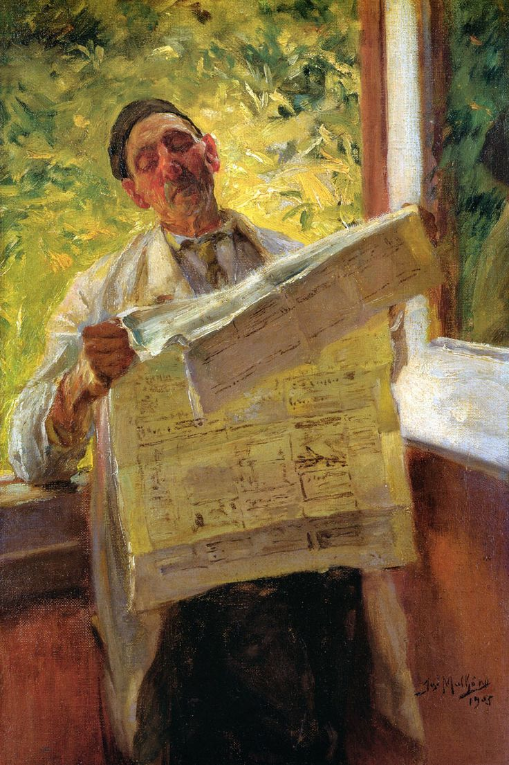 Pencil And Brushes: José Malhoa (1855 - 1933)