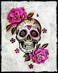 270 best skulls wallpaper images on pinterest skulls black art girly skull wallpaper voltagebd Choice Image