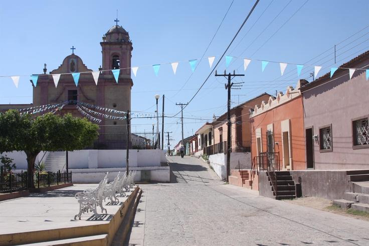 Lindo pueblo el de Mesillas en Concordia, Sinaloa Famoso por su