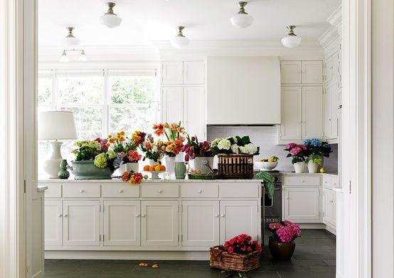 Gorgeous space!  Ask Maria: Help! I Don't Want the Same Kitchen as Everyone Else!!